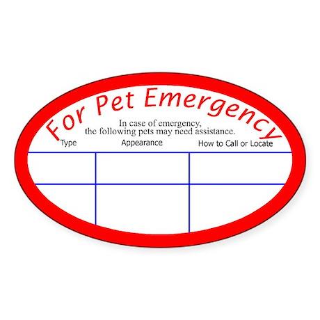 2 Pet Rescue Sticker