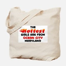 Hot Girls: Ocean City, MD Tote Bag