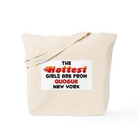 Hot Girls: Quogue, NY Tote Bag