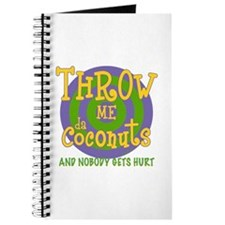 Throw Me da Coconuts Journal