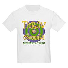 Throw Me da Coconuts T-Shirt