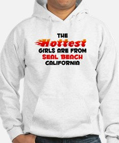Hot Girls: Seal Beach, CA Hoodie