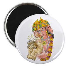 Hindu Deity Magnet