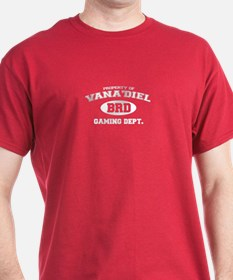 Property of Vanadiel Bard Shi T-Shirt