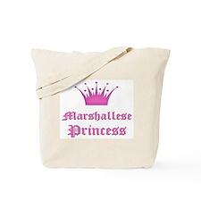 Marshallese Princess Tote Bag