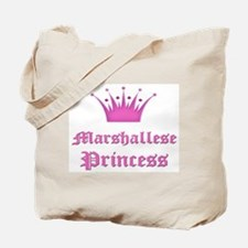 Marshallese Princess Tote Bag