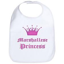 Marshallese Princess Bib