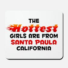 Hot Girls: Santa Paula, CA Mousepad