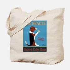 The Beagle Bistro & Coffee Shop Tote Bag
