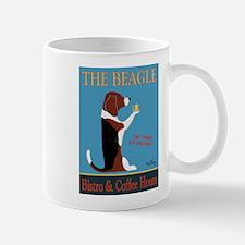 The Beagle Bistro & Coffee Shop Mug