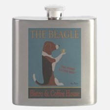 The Beagle Bistro & Coffee Shop Flask