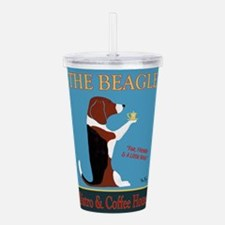The Beagle Bistro & Co Acrylic Double-wall Tumbler