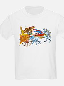 Hindu Deity Kids T-Shirt