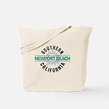 Newport Beach California Tote Bag