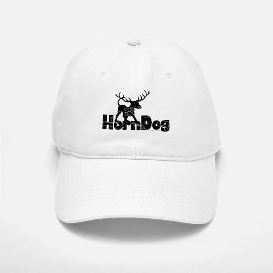 Horndog... Baseball Baseball Cap