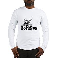 Horndog... Long Sleeve T-Shirt