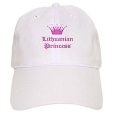 Lithuanian Princess Baseball Cap
