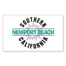 Newport Beach California Decal