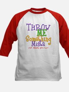 Throw Me Something Mista Kids Baseball Jersey