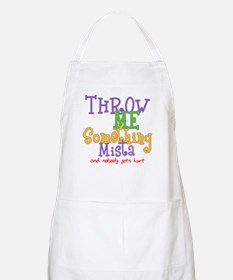 Throw Me Something Mista BBQ Apron