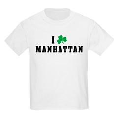 I Shamrock Love Manhattan T-Shirt