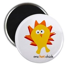 One Hot Chick Magnet