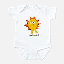One Hot Chick Infant Bodysuit