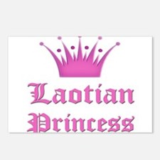 Laotian Princess Postcards (Package of 8)