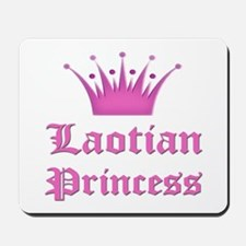 Laotian Princess Mousepad
