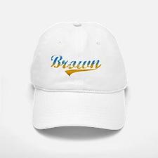 Beach colored Brown Baseball Baseball Cap