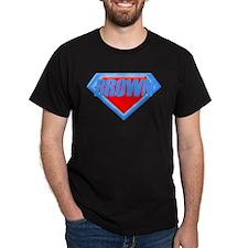 Super Brown T-Shirt
