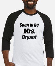 Soon to be Mrs. Bryant Baseball Jersey