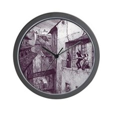 A Mother 1 Wall Clock