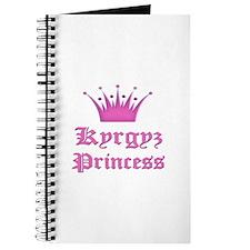 Kyrgyz Princess Journal