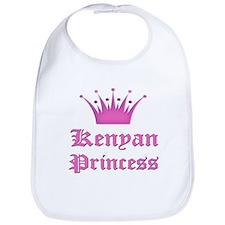 Kenyan Princess Bib