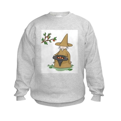 Brown Kids Sweatshirt