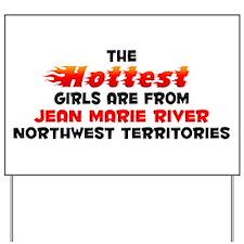 Hot Girls: Jean Marie R, NT Yard Sign