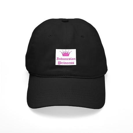 Indonesian Princess Black Cap