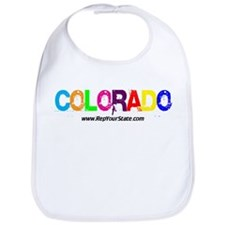 Colorful Colorado Bib