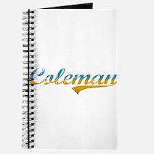 Coleman beach flanger Journal