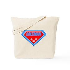 Super Coleman Tote Bag