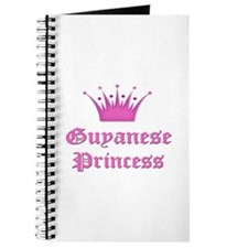 Guyanese Princess Journal