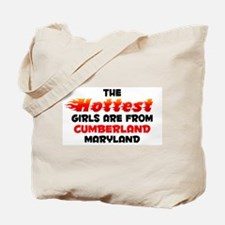 Hot Girls: Cumberland, MD Tote Bag