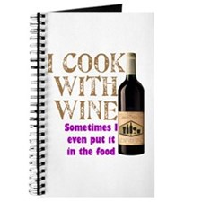 Wine Cook Journal