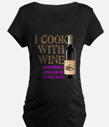 Wine Cook T-Shirt