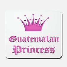 Guatemalan Princess Mousepad