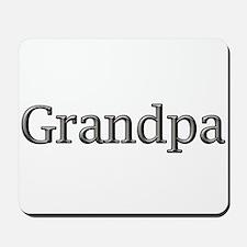 Grandpa steel CLICK TO VIEW Mousepad