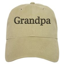 Grandpa steel CLICK TO VIEW Baseball Baseball Cap