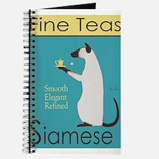 Siamese Fine Teas Journal