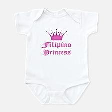 Fijian Princess Infant Bodysuit